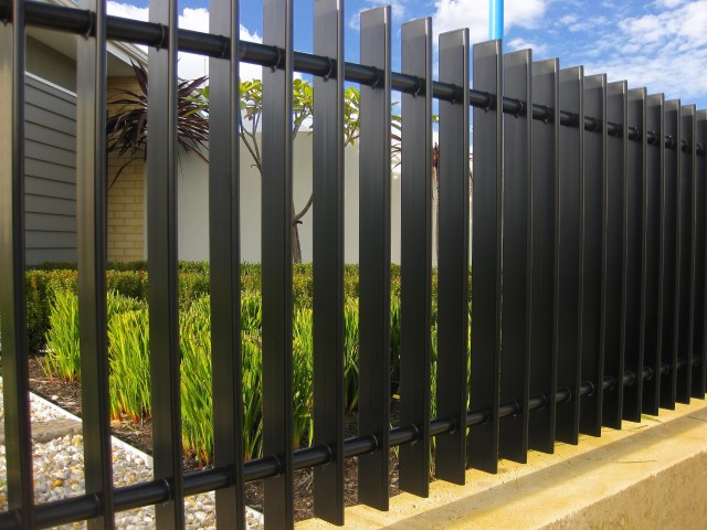 Garden Fences Gallery Fence Spot Excellence In Fencing