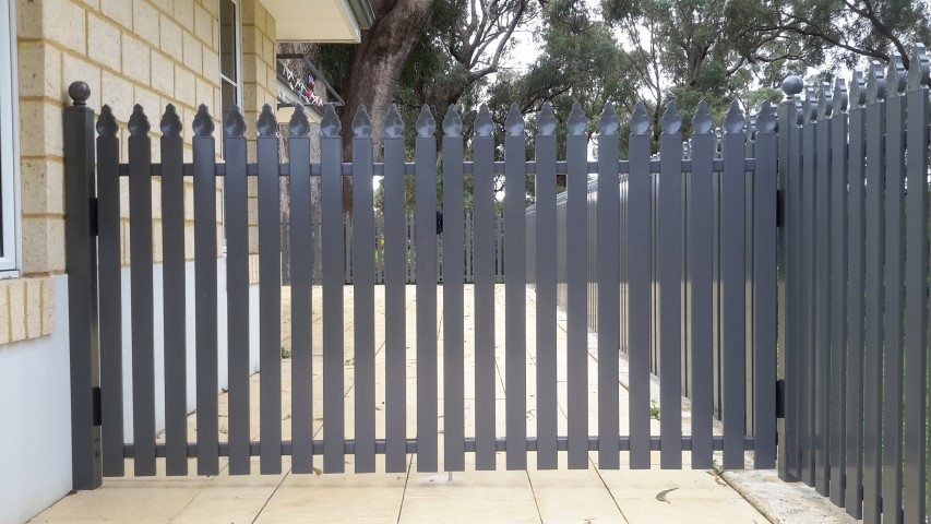 Picket Fences Gallery Fence Spot Excellence In Fencing
