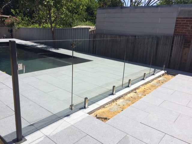 Frameless Glass Pool Fence Gallery | Fence Spot | Excellence in Fencing