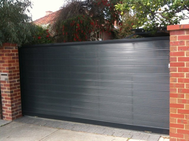 Sliding Gates Gallery Fence Spot Excellence In Fencing