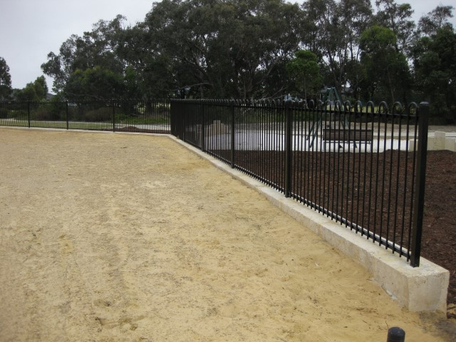 Commercial And Industrial Fencing Gallery Fence Spot