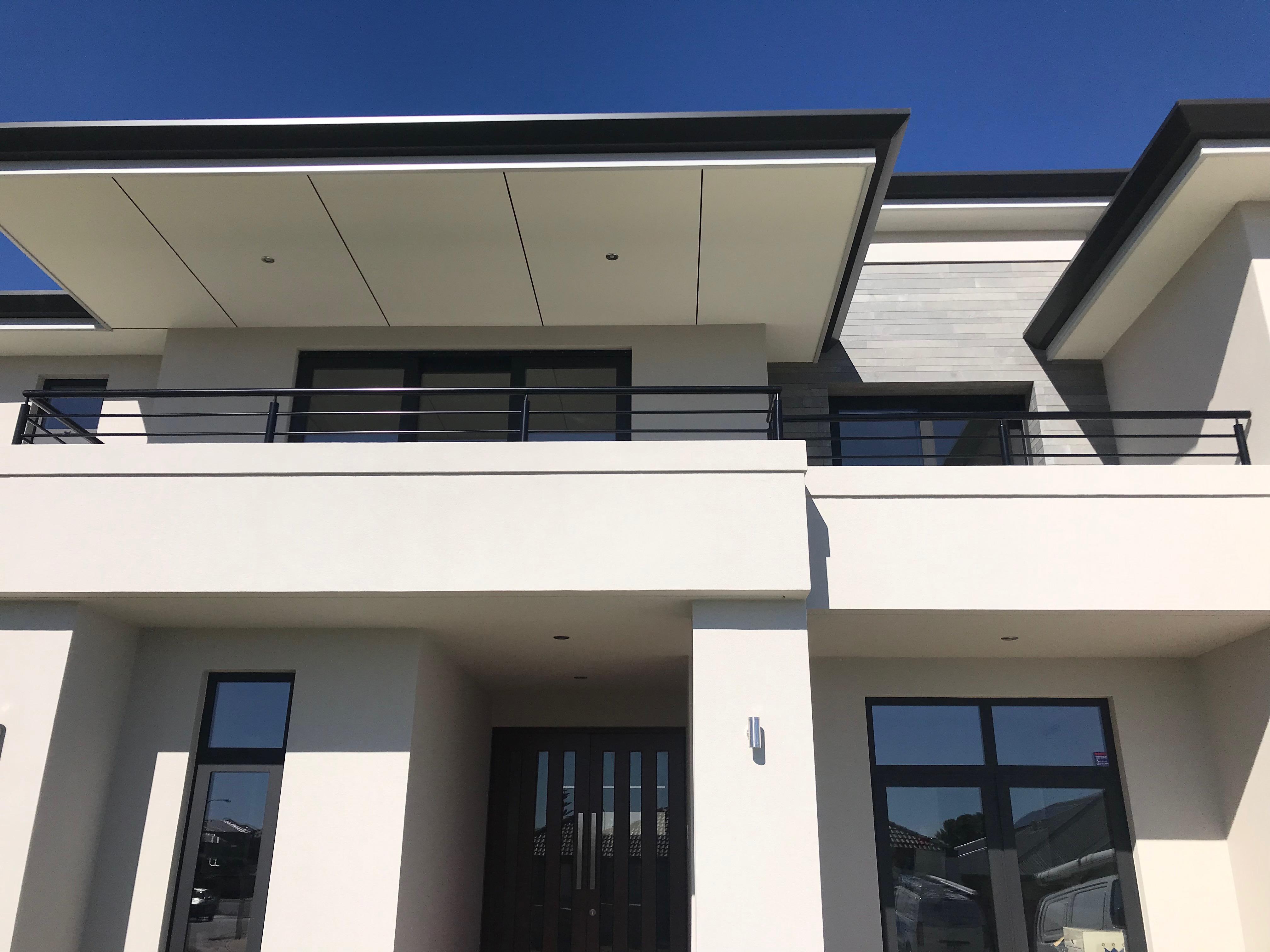 Aluminium Balcony Balustrading