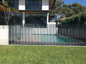 Blade Pool fencing